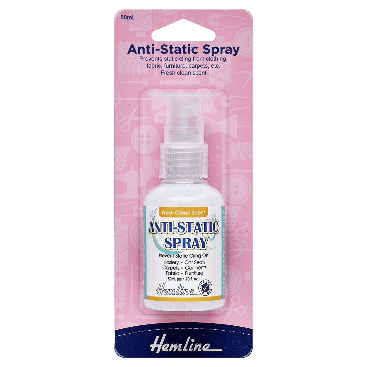 Picture of Anti-Static Spray: 50ml