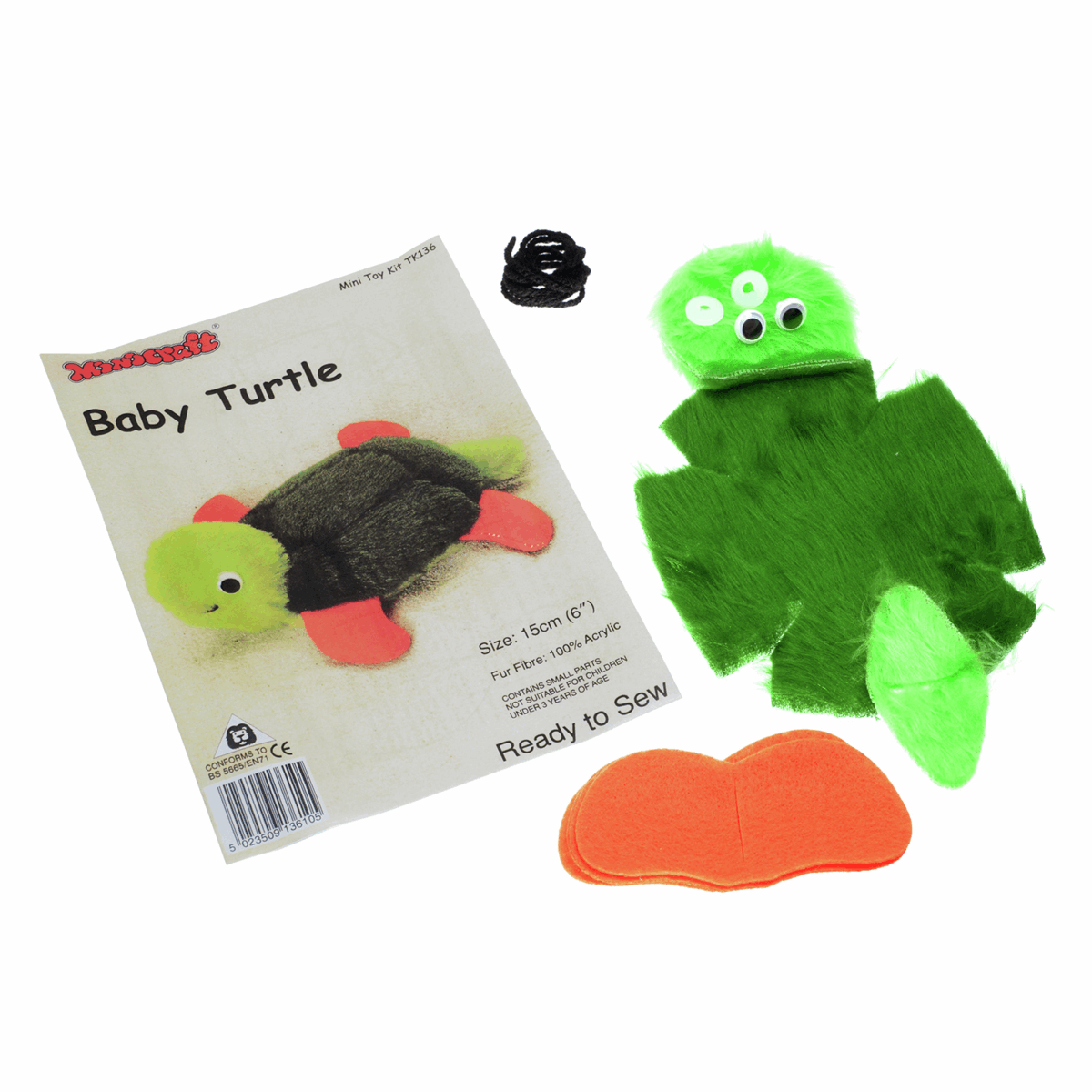 Picture of Mini Toy Kit: Baby Turtle