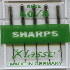 Picture of Sewing Machine Needles: Sharps: 60/8: 5 Pieces