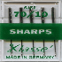 Picture of Sewing Machine Needles: Sharps: 70/10: 5 Pieces