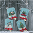 Picture of Counted Cross Stitch: Christmas Jar Ornaments