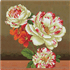 Picture of Diamond Painting Kit: Camellia & Lilly Bouquet
