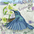 Picture of Diamond Painting Kit: Hummingbird Travels