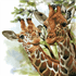 Picture of Diamond Painting Kit: Tall & Tender