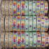 Picture of Groves Trim Collection: CDU: Satin Ribbons: Easter: 36 x 3m x 15mm