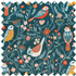 Picture of Knitting Bag: Aviary