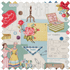Picture of Pincushion: Large: Sew Retro